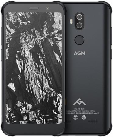 Смартфон AGM X3: характеристики, где купить, цены-2021