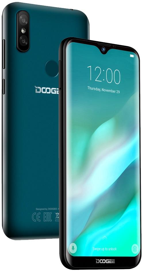 Doogee Y8