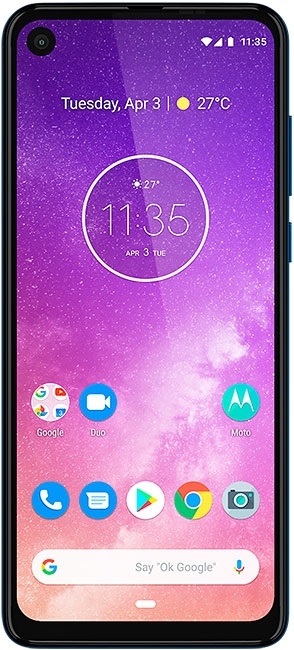 Смартфон Motorola One Action: где купить, цены, характеристики