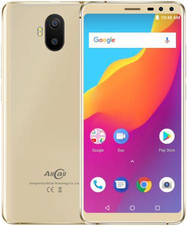 Всё о смартфоне AllCall S1: где купить, цены, характеристики