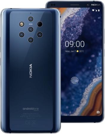Смартфон Nokia 9 PureView: где купить, цены, характеристики