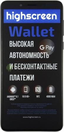 Смартфон Highscreen Wallet: где купить, цены, характеристики