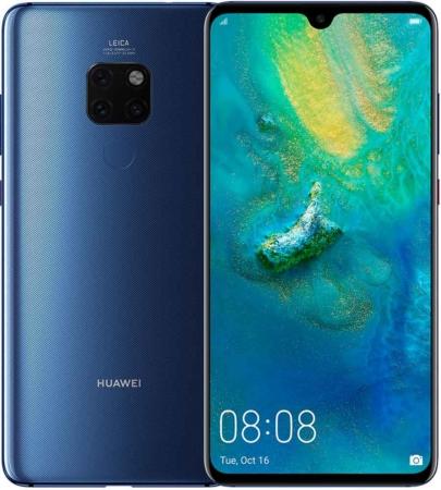 Всё о смартфоне Huawei Mate 20: где купить, цены, характеристики