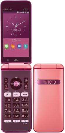 Смартфон Kyocera Gratina KYF39: где купить, цены, характеристики