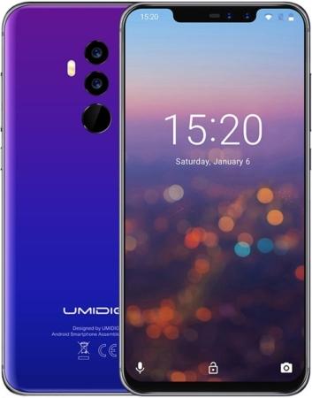 Смартфон UMIDIGI Z2 Special Edition: характеристики, где купить, цены-2021