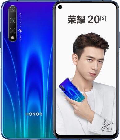 Всё о смартфоне Huawei Honor 20S: где купить, цены, характеристики