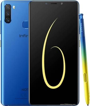 Смартфон Infinix Note 6: характеристики, где купить, цены-2021