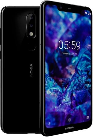 Смартфон Nokia 5.1 Plus: где купить, цены, характеристики