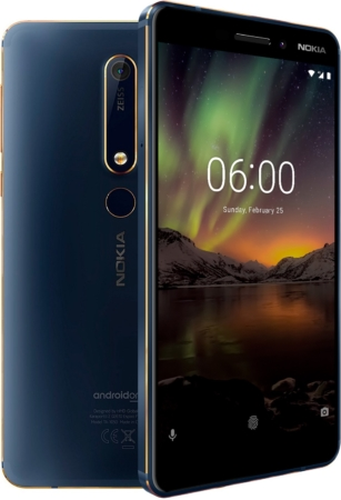 Смартфон Nokia 6.1: где купить, цены, характеристики