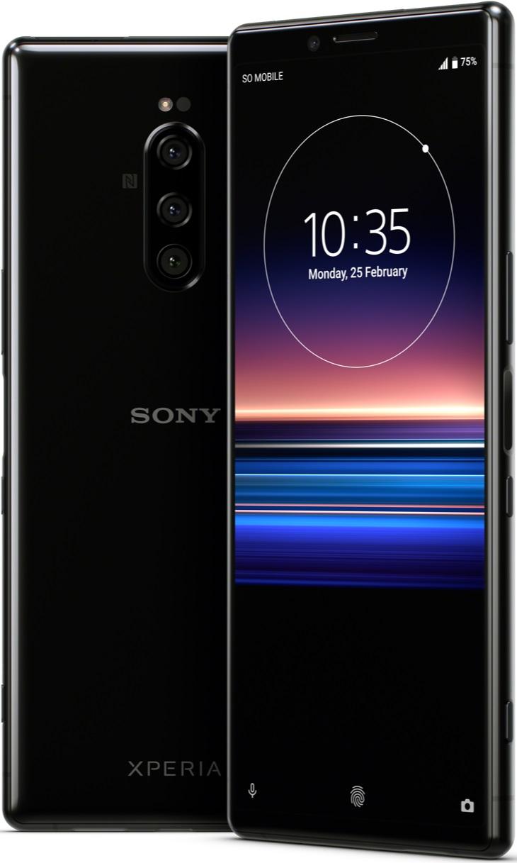 Смартфон Sony Xperia 1 Professional Edition: где купить, цены, характеристики