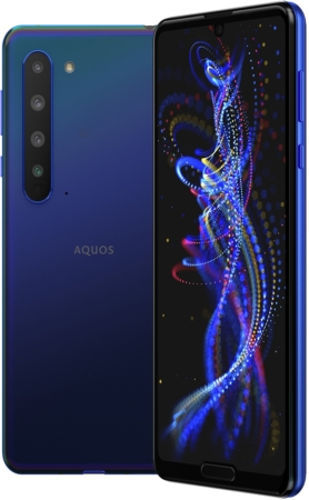 Смартфон Sharp Aquos R5G: где купить, цены, характеристики