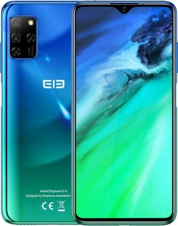 Смартфон Elephone E10: характеристики, где купить, цены-2021