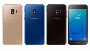 Смартфон Samsung Galaxy J2 Core 2020