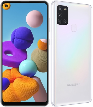 Смартфон Samsung Galaxy A21s: где купить, цены, характеристики