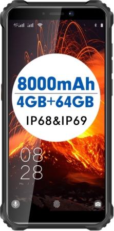 Смартфон Oukitel WP5 Pro: где купить, цены, характеристики