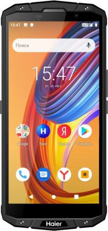 Смартфон Haier Titan T5: где купить, цены, характеристики