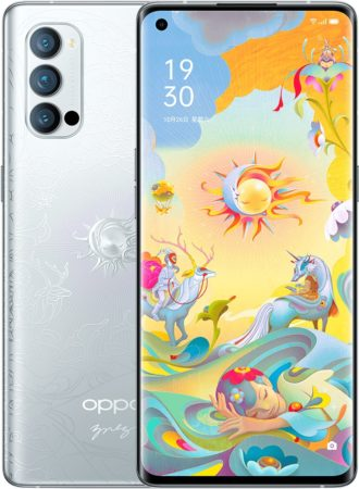 Oppo Reno4 Pro Artist Limited Edition