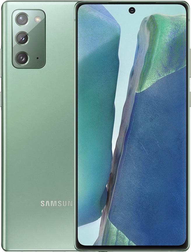 Смартфон Samsung Galaxy Note20 LTE SD865+: где купить, цены, характеристики