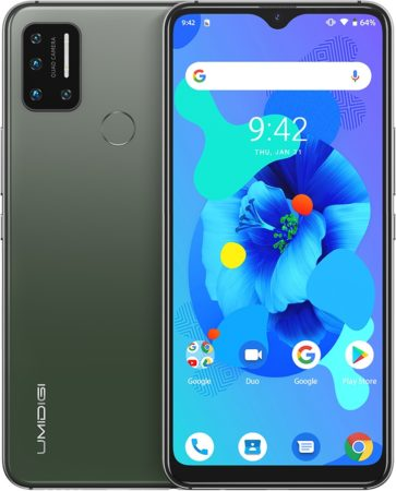 Смартфон UMIDIGI A7: характеристики, где купить, цены-2021