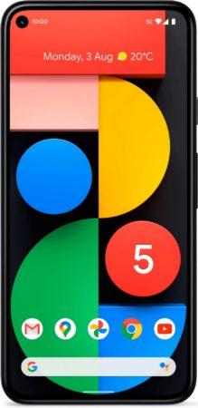 Смартфон Google Pixel 5: где купить, цены, характеристики