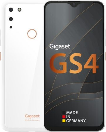 Смартфон Gigaset GS4: где купить, цены, характеристики