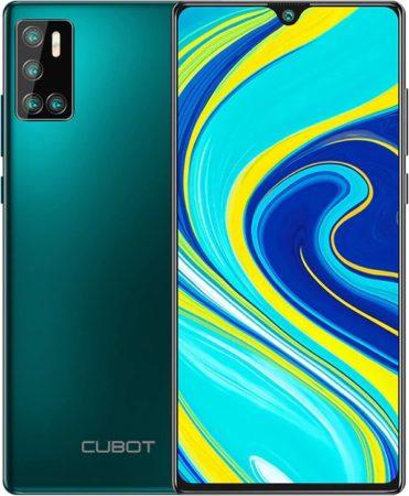 Смартфон Cubot P40: характеристики, где купить, цены-2021