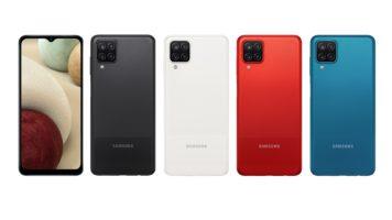 Купить Samsung Galaxy A12
