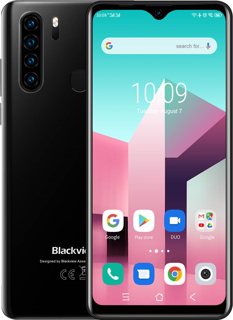 Смартфон Blackview A80 Plus: где купить, цены, характеристики