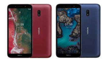 Купить Nokia C1 Plus