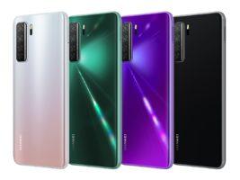 Купить Huawei nova 7 SE 5G Lohas Edition