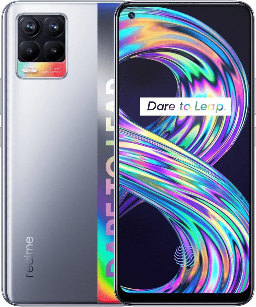 Смартфон Realme 8: где купить, цены, характеристики