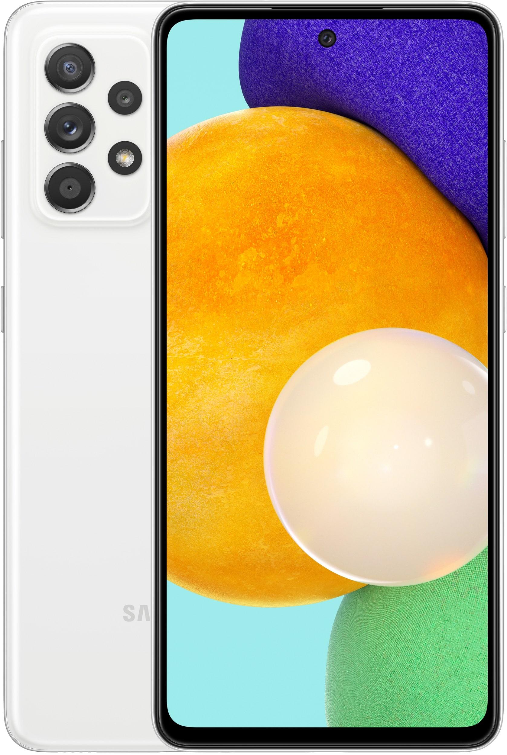 Смартфон Samsung Galaxy A52: где купить, цены, характеристики