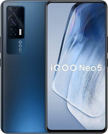 Смартфон Vivo iQOO Neo 5: характеристики, где купить, цены-2021