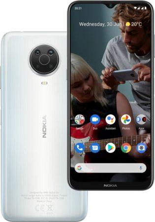 Смартфон Nokia G20: характеристики, где купить, цены-2021