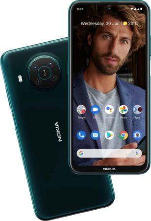 Смартфон Nokia X10: характеристики, где купить, цены-2021