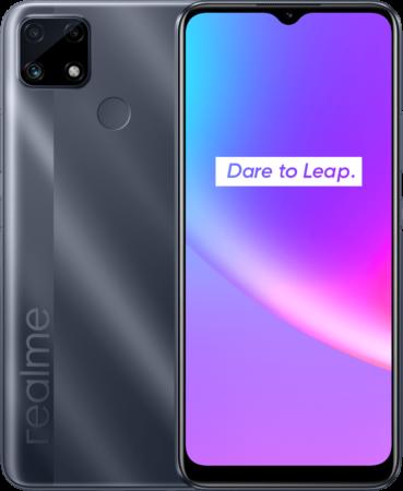 Смартфон Realme C25: характеристики, где купить, цены-2021