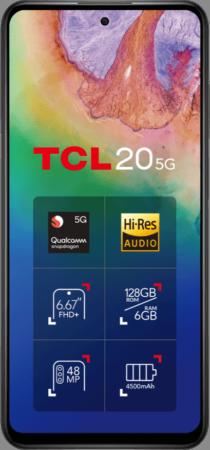 Смартфон TCL 20 5G: характеристики, где купить, цены-2021