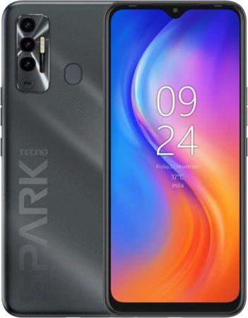 Смартфон Tecno Spark 7P: характеристики, где купить, цены-2021